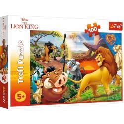 Lion King сложувалка